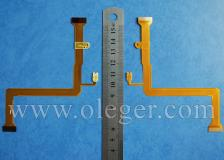 LCD flex cable for camcorder Samsung SCD354M